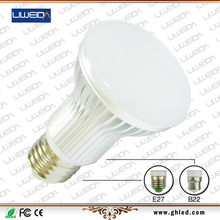 7w e17 white led bulb light