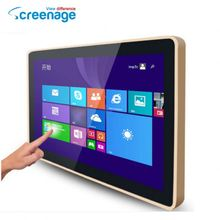 New touch screen high quality 10.1inch tablet pc android wall mounted android programmable lcd touch screen