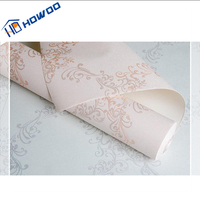 Howoo peel and stick wallpaper thick vinyl wall covering paper