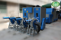 2014 newest production line bedding machine & Fiber carding &cushing machine on sale