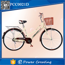 "Powercreating brand cycles 24"" v brake and drum brake city bicycles/utility bikes wholesale"