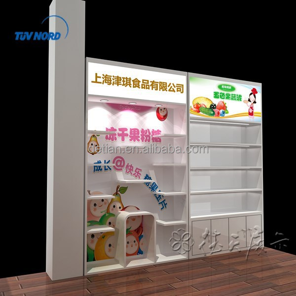 China portable fair booth design & service/exhibition booth display stand/10x20 booth custom for tradeshow