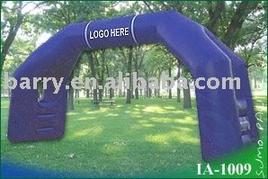 Inflatable winter wedding ceremony arches/inflatable advertising arch/inflatable archway