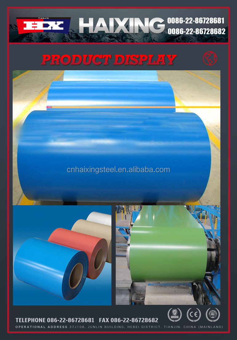 PPGI,PPGL,prepainted steel coil,color steel coil/steel roof raw material from China