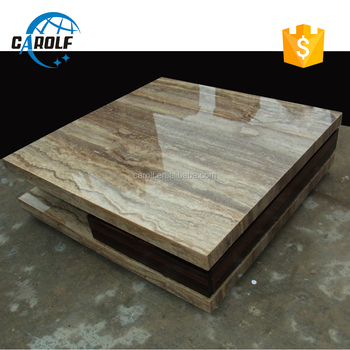 Hot sale new design high quality marble coffee table