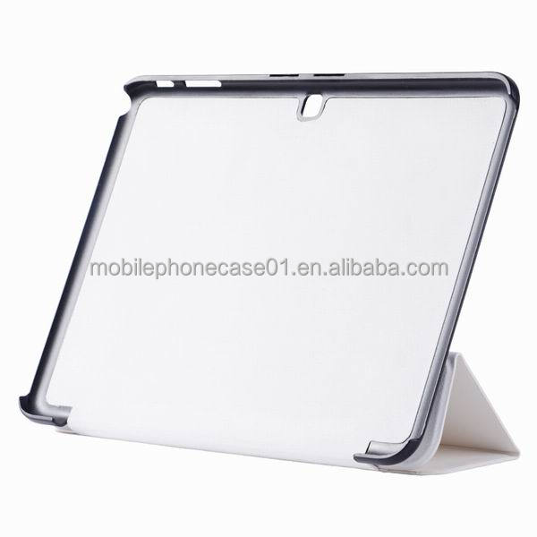 10 Inch Tablet Computer Leather Cover Case for Samsung Galaxy Tab 4 T531 10.1