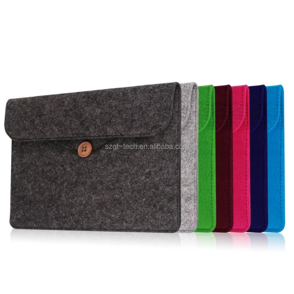 Colorful sheep leather envelope pattern leather case for Amazon Kindle Oasis