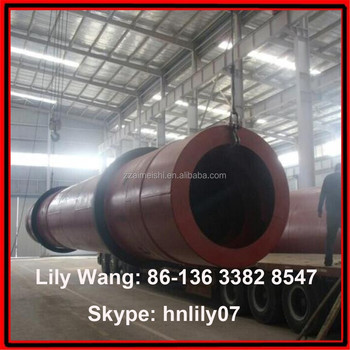 competitive price CE wood sawdust dryer , sawdust rotary dryer machine (Skype: hnlily07)