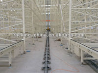 Jiangsu safe fast computerized contolled Automatic storage&retrieval system racking and shelf