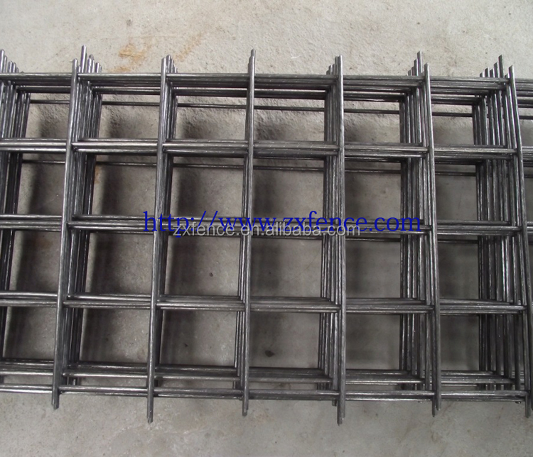 Construction steel mesh/black welded mesh