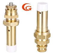 Brass Upper and Lower Valve head and buck valve air valve