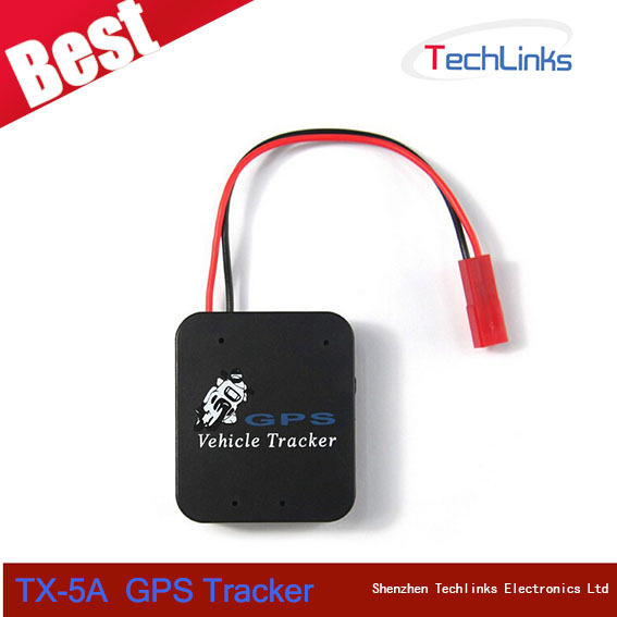 TX-5A Multi-Function Monitor 4 Bands GPRS Motorbike GPS Tracking Device SMS Real Time GPS Tracker