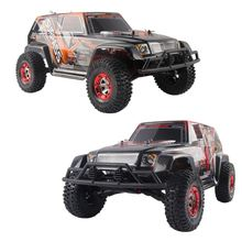 High Quality 1/18 Electric 4WD climbing car in sand or mud and stone rugged mountain road