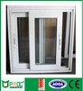 Aluminum frame cheap sliding laminated glass window for sales