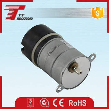 24v 12v dc gear stepper 30mm gear motor for ATM machine
