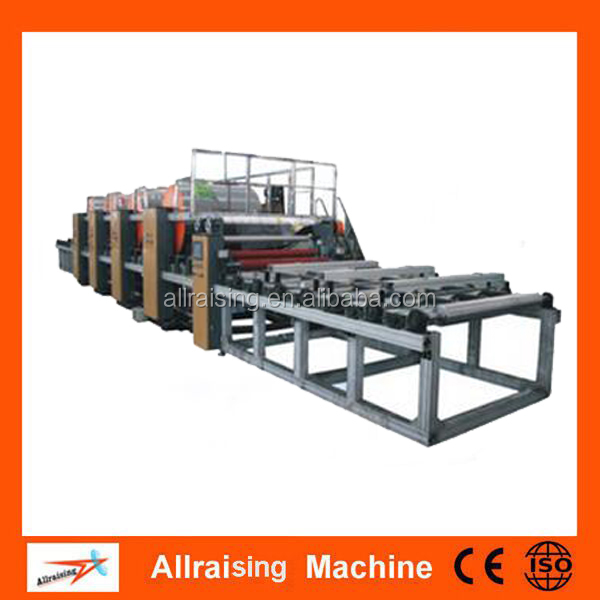 Multicolor metal offset printing machine/metal sheet flatbed printer