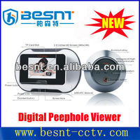 BESNT Good Quality 2.8 inch LCD Screen HD Home Protector Digital Door Peephole Viewer BS-M747B