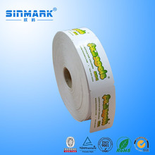 Custom Printed Brand Name Waterproof Frozen Food Labels Made In China