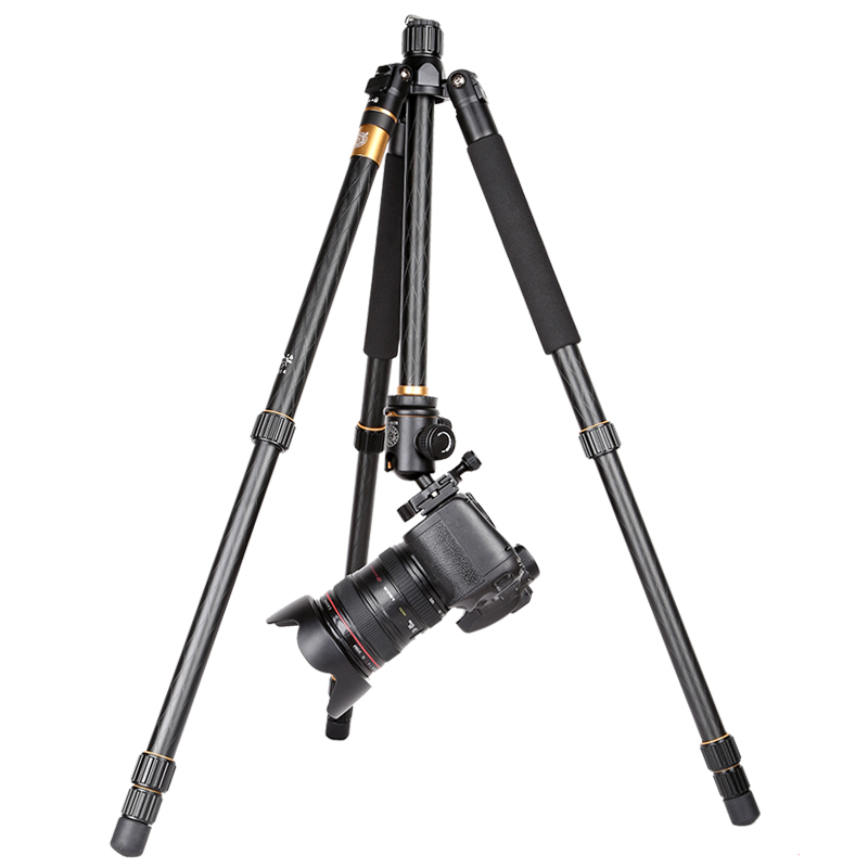 Portable photo tripod aluminum camera stand tripod 159cm professional travel photo camera tripod