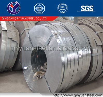 electro galvanzied cold rolled steel strip, hardened steel strip