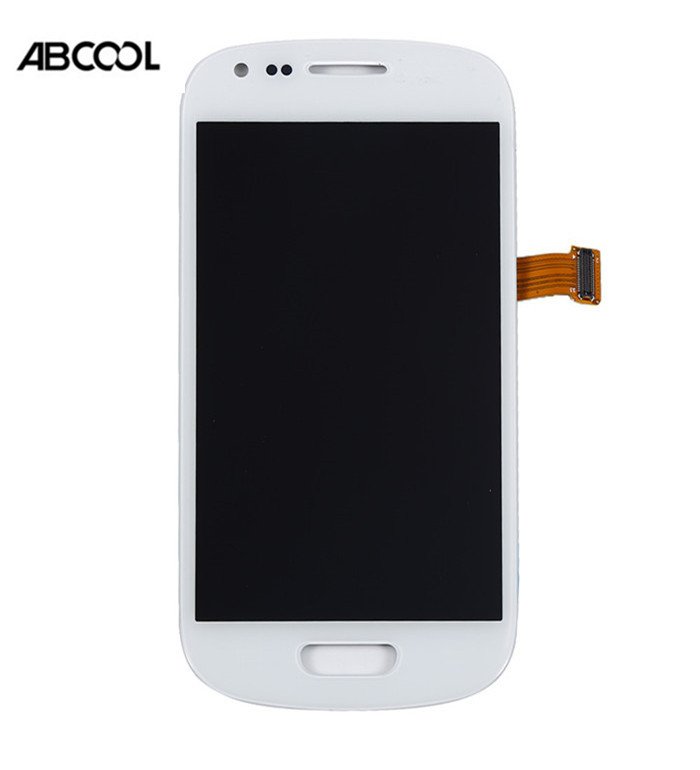 Complete Original <strong>LCD</strong> with Digitizer Touch Screen Assembly For Samsung Galaxy S3 mini i8190
