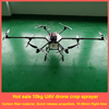 Made in China gps drone crop sprayer 10kg big load agricultural uav for sale