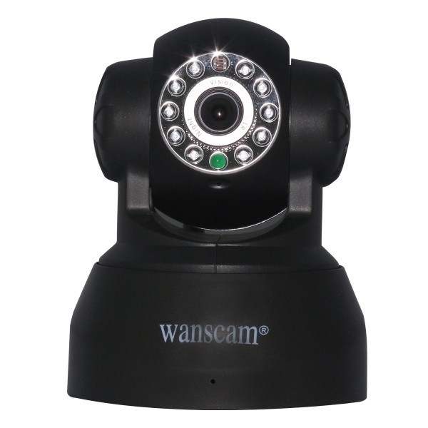 Hight Quality Wanscam Wireless IP Camera webcam Web CCTV Camera Wifi Network IR Night for Vision P/T With Retail BOX