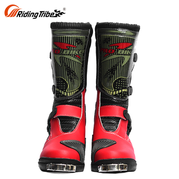 Wholesale Price Modern Cheap Low Cut Off Motocross Road Motorcycle Racing Boots
