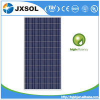 Polycrystalline Silicon High Power Efficiency Solar Panels 310 Watt