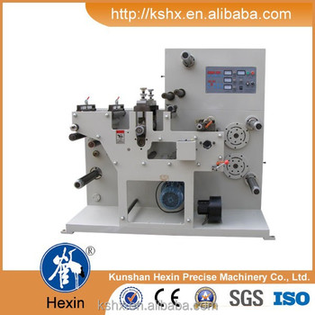 High performance automatic rotary die cutting machine