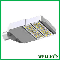 50W Led Street Light 5 Years Warranty Pastic Cover LED Street Lantern