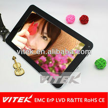 High Quality 9'' 3G cortex a9 free firmware support mid