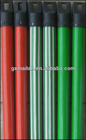 good qaulity pvc wooden broom sticks with italian thread