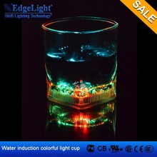 Edgelight Flashing LED Light Water/Beer/Cola Mug Cup Bottle