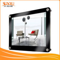 China Top Brand Export Manufacturer Acrylic Basketball Photo Frame
