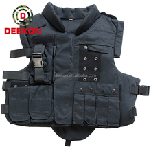 NIJ IIIA Standard Lightweight Army Bulletproof Vest for Government tender
