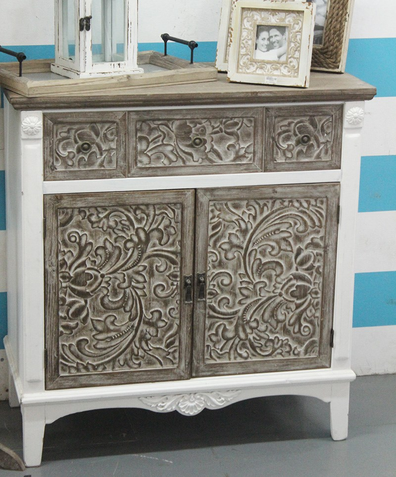 Wholesale Rustic Vintage Antique Reproduction Wooden Furniture for Home Decoration