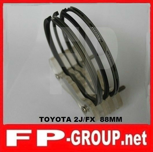 toyota 2J piston ring 13011-48013
