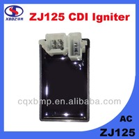 China Hot sales Motorcycle Engine Igniter Parts AC arc Universal CDI ZJ125