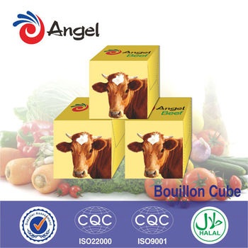 high quality 4g beef bouillon beef flavor beef soup stock