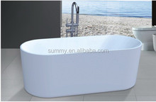 Factory made cheap Acrylic ceramic bathtub soap dish with massage and spa