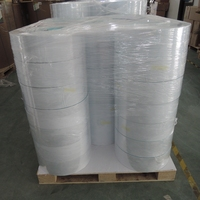 Hot Melt Adhesive Type and Acrylic Adhesive High Quality One Side Coated Paper Roll