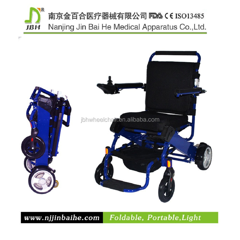 cheapest steel folding basic wheel chair electric for disabled