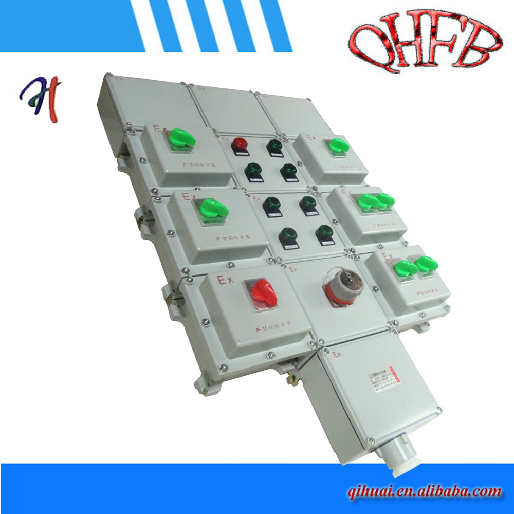 outdoor electrical explosion proof power distribution box