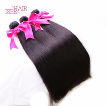 Indian Raw Unprocessed Virgin Straight Human Hair Natural Color