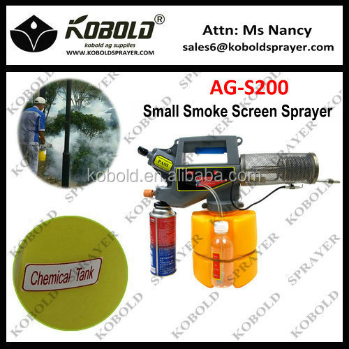 KOBOLD 2L hand operated pest killing mini thermal fogger