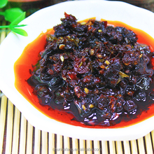 Hot sale chili paste with black bean chili sauce