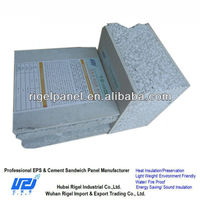Building products industry calcium silicate panel Fire rating of 4 hours