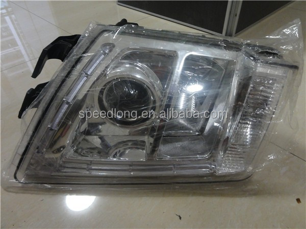 led head lamp for volvo FM/FH
