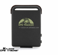 Cheap mini gps tracker tk102 for kids /vehicle/pet with high quality